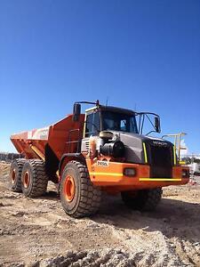 Dump Truck - Hitachi - 40 T Jandakot Cockburn Area Preview