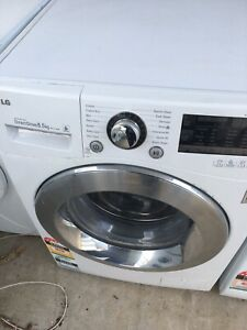 Free delivery.LG 8.5kg washing machine washer