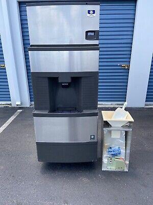 Manitowoc Ice Machine Dispenser Bagger Kit