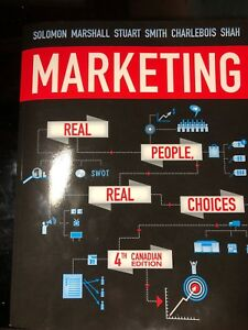 Selling marketing textbook