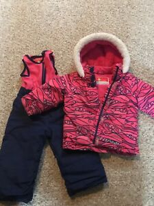 Krickets Snow Suit (24 months) EUC