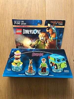 LEGO 71206 Dimensions: Scooby-Doo Team Pack Brand New Sealed