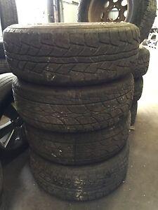 Mitsubishi tyre&rim- 265/65R17 - 112s Rocklea Brisbane South West Preview