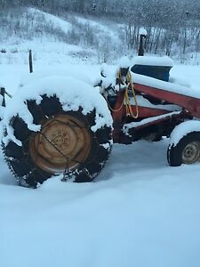 1968 Ford 3 cylinder Diesel  tractor