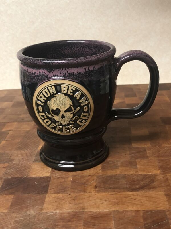 Iron Bean Coffee Coffee Company The Bean 7.0 Mug - Pink Bean Limited #171/500