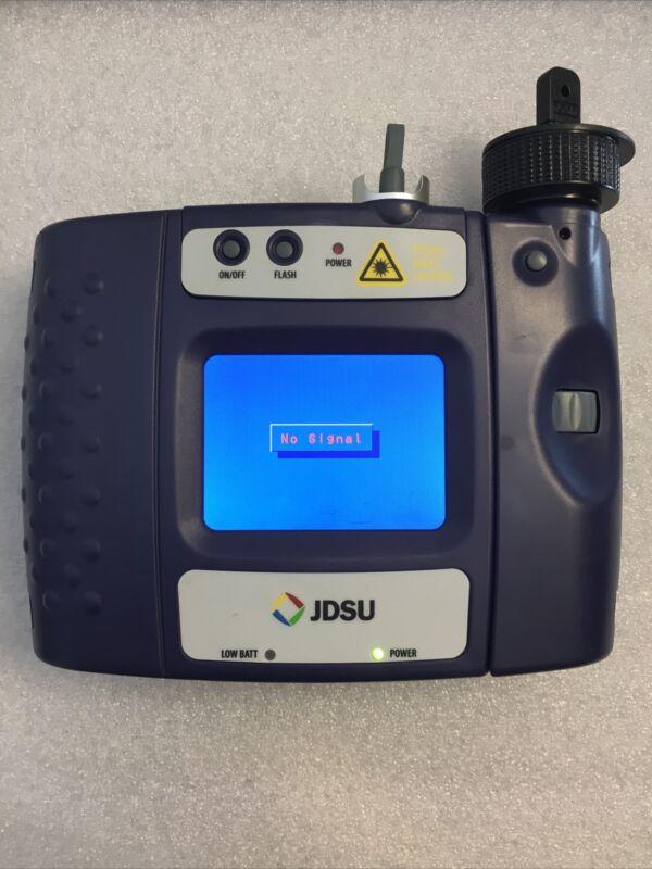 JDSU Fiber TesterHD2-PV Part No: ZP-HDE-9013  -- WE SHIP INTERNATIONAL
