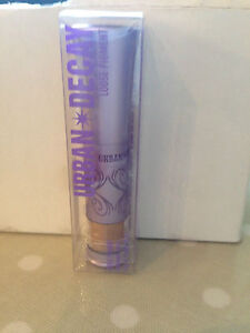 Urban Decay - loose pigment eyeshadow- BAKED - BNIB - 1.0g - REDUCED TO CLEAR