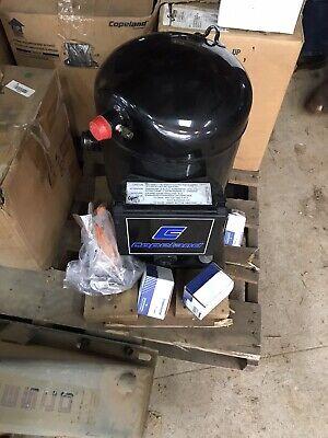 Copeland Zr12m3e-twd-961 Compressor Scroll 460v 3ph 10hp