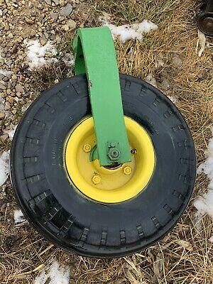 John Deere Single Front Wheel A B G 50 60 70 520 620 720 530 630 730 10 Tire