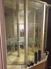 Beauty salon Glass display unit Greenbank Logan Area Preview