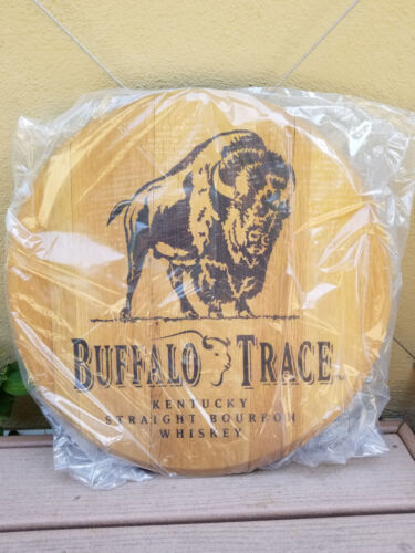 Buffalo Trace Barrel Head