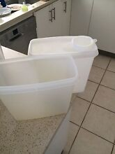 Tupperware cereal containers Gungahlin Gungahlin Area Preview