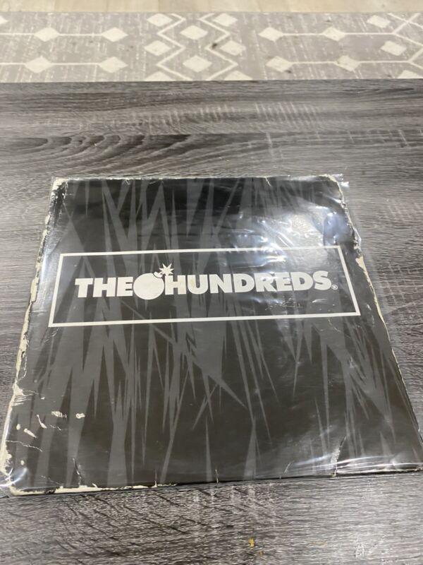 The Hundreds Serato DJ Control Record Serato Scratch Live Two Vinyls Brand Used