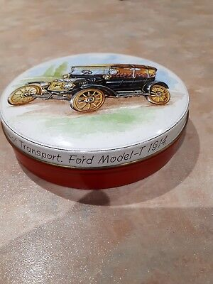 Vintage Age Of Transport Tin Ford Model - T 1914