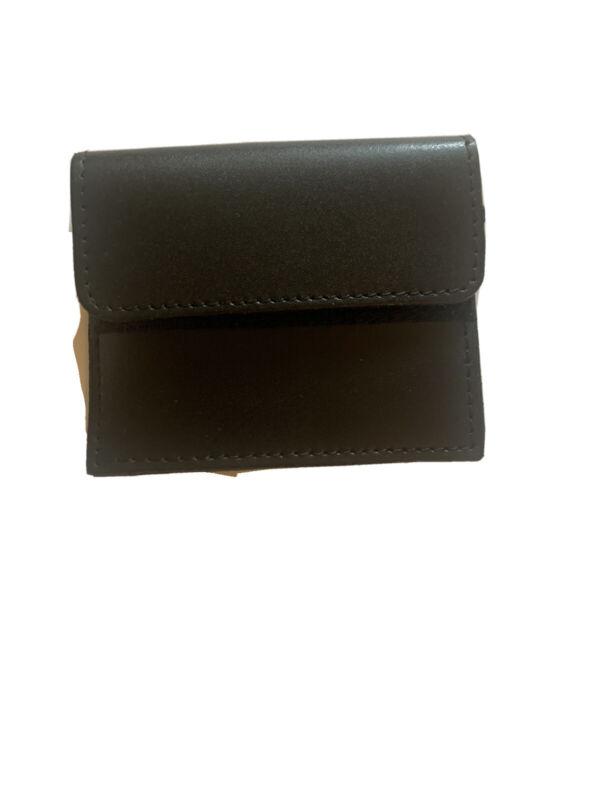 Cobra Tufskin Leather Latex Glove Pouch -For Police Duty Belt