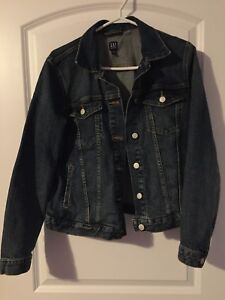 Gap Jean Jacket Size Large