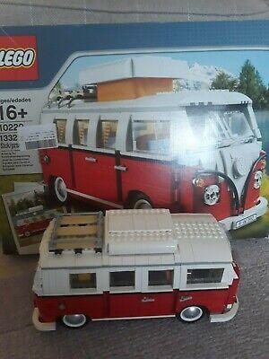 Lego Creator Expert Volkswagen T1 Camper Van (10220) - Great condition