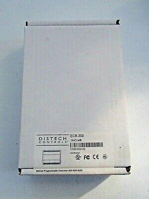 Distech Ecb-203 Bacnet Controller Cdib-203x-00 Brand New Unopened