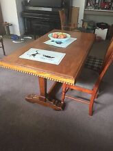 Dining room table Warriewood Pittwater Area Preview