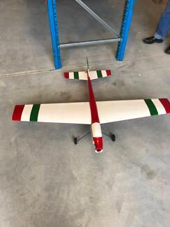 40 size rc plane airframes