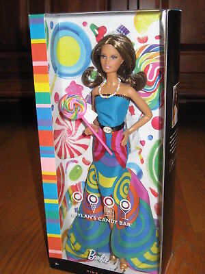 Mattel Collectible 2010 DYLAN'S CANDY BAR Pink Label Dylan BARBIE DOLL Fast Ship