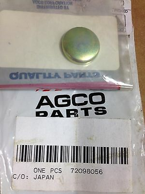 Agco Parts 72098056 Plug Qty 2 Massey Ferguson