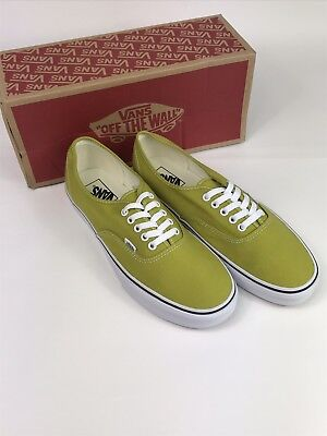 Cress Green (Vans Authentic Cress Green Men's Shoes Sz 11 New With Box Ships Free)