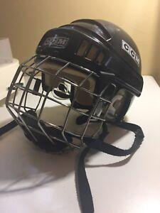 Casque hockey enfant