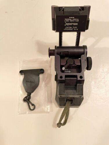 Wilcox L3 G10 1-Hole NVG Mounting System 28300G10-B PVS-7 PVS-14