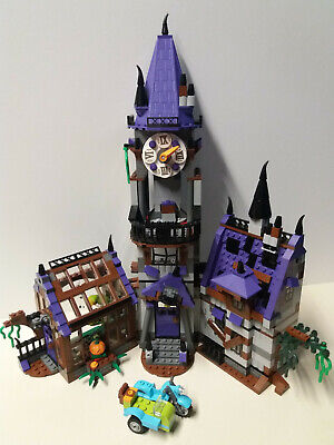 LEGO Scooby Doo 75904 Mystery Mansion House/Castle Only No Minifigures NO box