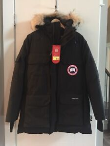 Men's Canada Goose Expedition new with tags *reduced*