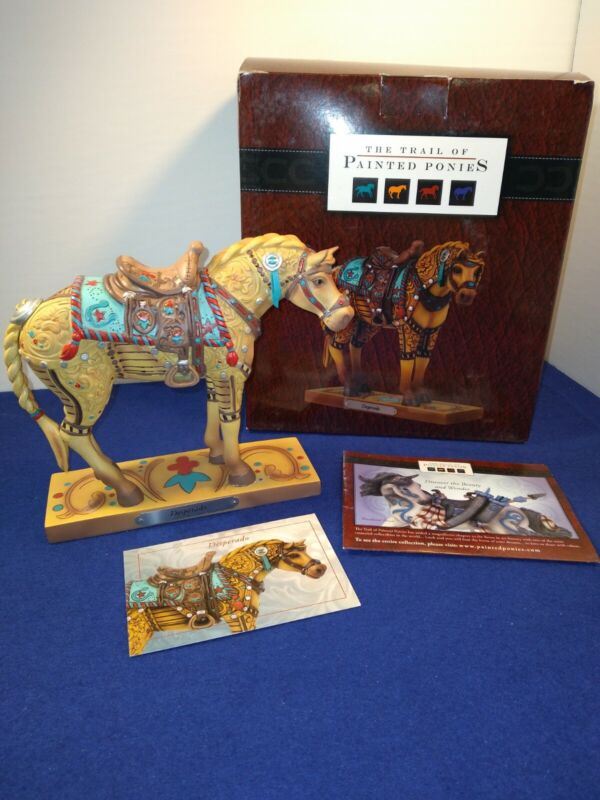 "The Trail of Painted Ponies ""Desperado"""