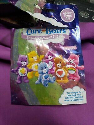 Lot of 11 Care Bears Figure Blind Bag Series 6 Scented Pastel Fun Figurines  Care Bears Figurines