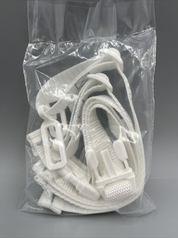 Fisher Price Restraint Bag for Cradle n Swing: Replacement Straps White FAST!
