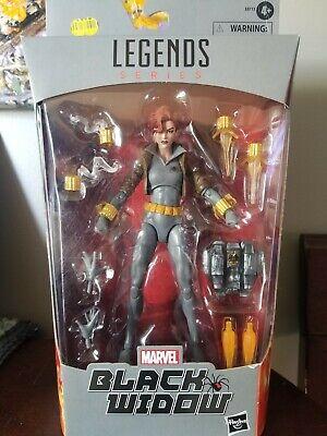 Marvel Legends Black Widow Walmart Exclusive