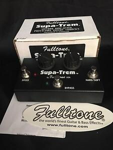 Tremolo pedal Fulltone Maroochydore Maroochydore Area Preview