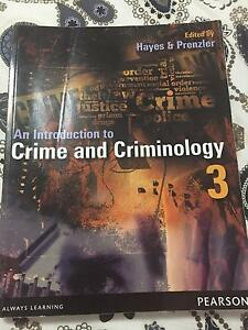 crime and justice a guide to criminology gumtree
