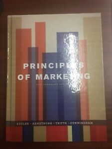Principles of Marketing - Ninth Edition