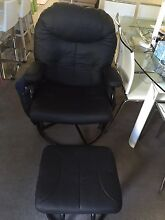 Glider Chair Black Little Bay Eastern Suburbs Preview