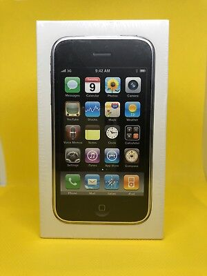Apple iPhone 3GS - 32GB - Factory Unlocked - White *RARE*