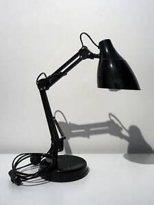 Liteworks Europa Task Lamp Black Desk Office Lighting