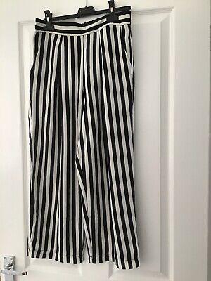 ICHI Crop Trousers Size Xs