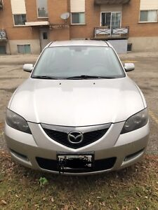 2007 Mazda 3 Sold AS IS