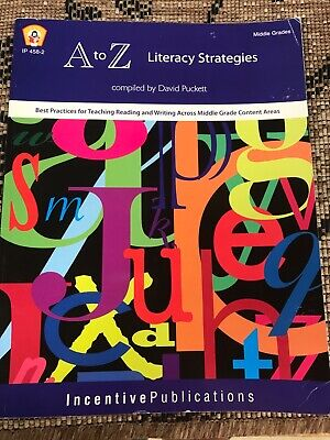 A to Z Literacy Strategies: Best Practices for Teaching Reading and Writing