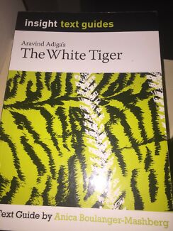 THE WHITE TIGER INSIGHT TEXT GUIDES