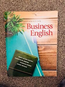 Canadian Business English by Mary Ellen Griffey