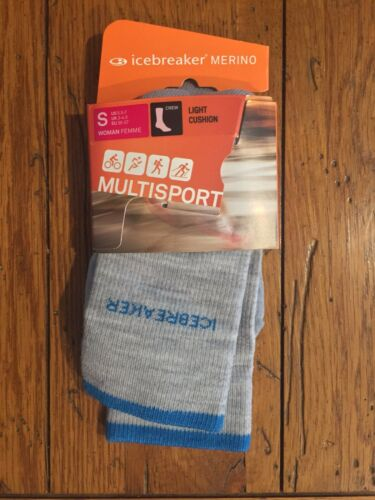 Icebreaker Merino Multisport Light Cushion Merino Wool Micro Socks