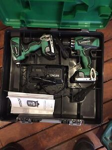 Hitachi brushless set brand new in box Cartwright Liverpool Area Preview