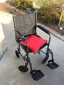Assistive wheel chair. excellent cond,