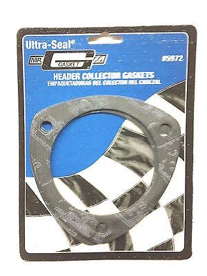 "MR GASKET 5972-Ultra-Seal Header Collector Gaskets 3.5""-3 hole-Exhaust Gasket"